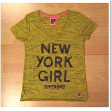 Frauen-Slub-T-Shirt