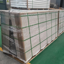 high strength Calcium silicate board factory price
