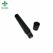 Plastic white pom tube airless pump tube natural pom tube