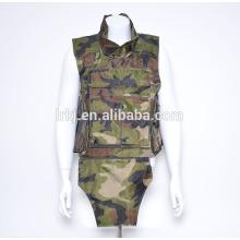 Protección completa chaleco antibalas armadura táctica