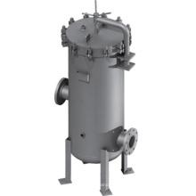 Mineralwasserbehandlung Patronenfilter für Wasserbehandlung Edelstahl