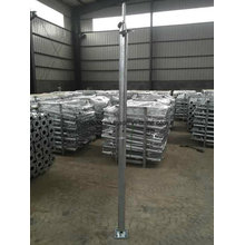 Pila de anclaje de tornillo de tierra Q235 para Krinner