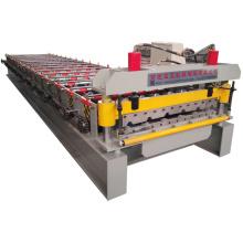 IBR Roofing Tile Metal Sheet Making Machine