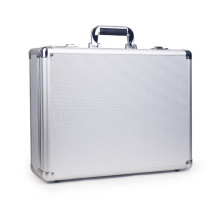 Aluminum Alloy Suitcase Briefcase Laptop Case