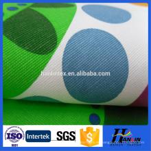 Hochwertiges preiswertes wasserdichtes Polyester-Segeltuchgewebe für Zelt