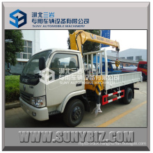XCMG Truck Mounted Crane 2ton