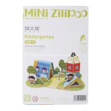3D rompecabezas de jardín de infantes