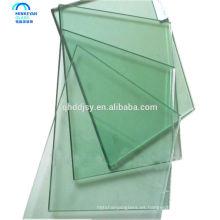 Vidrio curvo de 3 mm a 19 mm, vidrio templado doblado