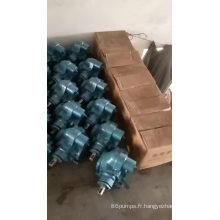 Pompe à engrenages KCB300 de haute qualité pour huile alimentaire / huile industrielle