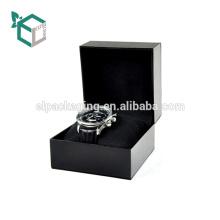 Mode-Vorlage Papier Uhr Paket Runde Box