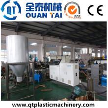 Linha de produção de plástico usado Máquina de granulação plástica para granulação