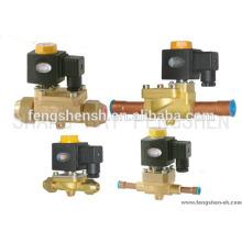 SSV series solenoid valve bi flow two way