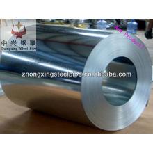 G90 caliente cruce galvanizado acero bobina sgcc/spcc