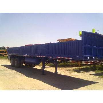 40 'TWO-AXLE SIDE BOARD SEMI-TRAILER