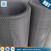 Stainless steel crimped wire mesh/waterproof mesh screen