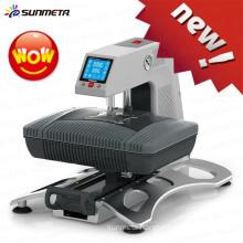 Pneumatic Automatic Heat Transfer Machine for Heat Press Sublimaiton Printing