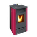 11kw Big Power Automatic Feeding and Ignite Indoor Using Pellet Stove