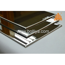 #8 Finish Stainless Steel Composite Sheet