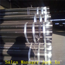 8 inch seamless steel pipe API line pipe A106 Gr.B EN10240 3.1B Carbon steel pipe