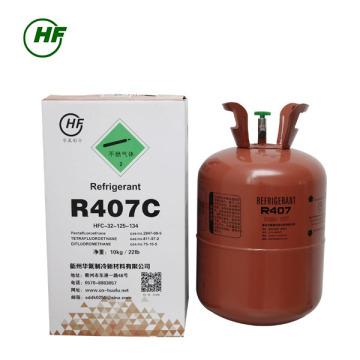 China mezcló el gas refrigerante R407c para la venta
