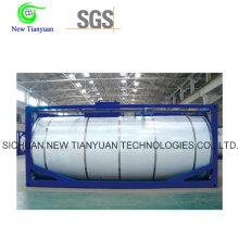 21m3 0.67MPa Pressure Tank Container