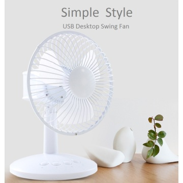 Stand Fan Quiet Swing und Battey DC