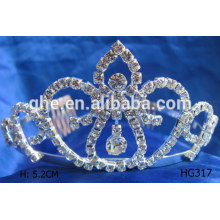 Long lifetime factory directly tiara and crown for sale