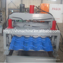 Double Layers Steel Roof Panel Cold Roll Forming Machine