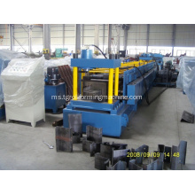 Automatik Z Purlin Roll Forming Machine