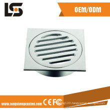 Thickened 304 Stainless Steel Square Floor Drain Cover