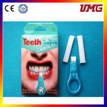 China Suppier Melamine Sponge Teeth Cleaning Kits for Teeth Whitening