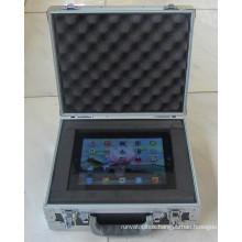 iPad Aluminum Case for Transport