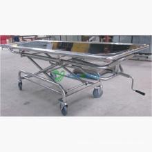 Chambre Mortuaire Médicale Luxury Lift Corpse Cart