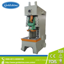 Machine de fabricants de conteneur en aluminium