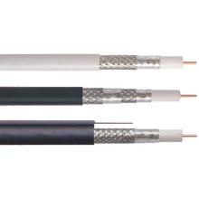 Коаксиальный кабель RG6 в CCS