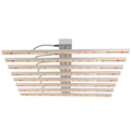 800W LED Grow Light Arañas 8 barras