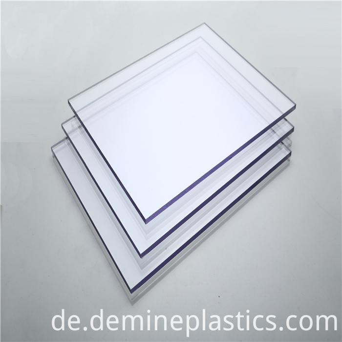 Polycarbonate Sheet Solid Board