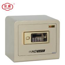 Mini combination lock metal hotel safe box