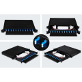Fiber Optic LC Patch Panel odf 24 teras