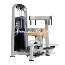 Equipamento de esportes giratório da aptidão do torso da máquina adutor da massagem / equipamento super comercial do gym