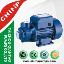 Pompe à eau électrique petite Vortex Qb60 de chimpanzé 370watts