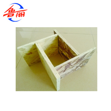 الغراء E1 18mm OSB board