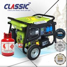 CLASSIC (CHINA) 4kw Gas Generator