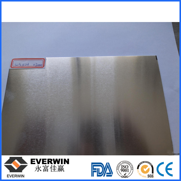 aluminum sheet withand sunlight humidity