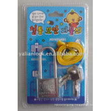 Mini cartoon padlock