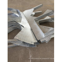 Soem-Metallherstellung und weldinged Teile für Baugebrauch