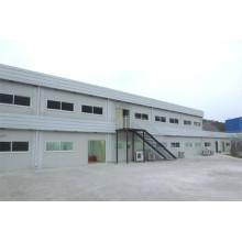 Prefabricated Steel Structure Workshop Building (KXD-SSW1444)