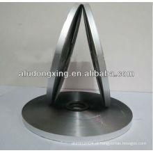 Folha de alumínio para uso em cabo 1060