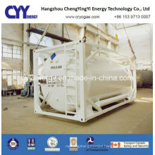 High Quality High Pressure LNG Lox Lin Lar Lco2 Tank Container