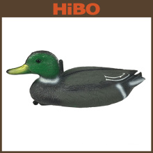 2016 new design plastic duck decoys, poly bushing animal decoy, outdoor decoy